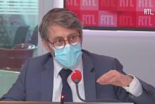 Haïm Korsia, grand rabbin de France, était l'invité de RTL Soir.