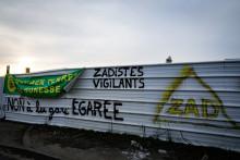 Le triangle de Gonesse défendu par les défenseurs de l'environnement