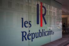 Le siège de Les Républicains, à Paris.
