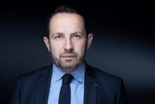 Sébastien Chenu, candidat RN à l'élection régionale des Hauts-de-France