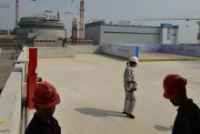 La centrale de Taishan.