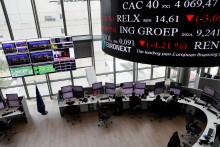 Le CAC 40 est l'indice phare de la Bourse de Paris
