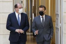 Jean Castex et Emmanuel Macron, le 9 juin 2021