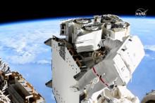 Thomas Pesquet a réalisé sa troisième sortie dans l'espace le 16 juin 2021