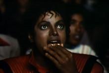"""Michael Jackson dans le clip de """"Thriller"""""""