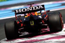 Max Verstappen sur le circuit Paul Ricard du Castellet le 18 juin 2021