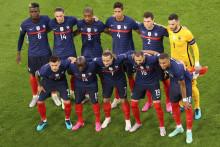 Le 11 de départ des Bleus à Munich le 15 juin 2021