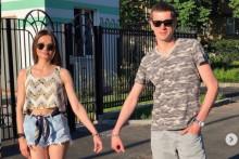 iktoria Pustovitova et Alexander Kudlay sont restés enchaînés pendant 3 mois