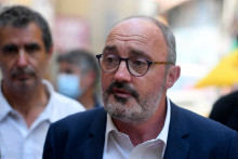 L'écologiste Jean-Laurent Felizia, candidat aux élections régionales en PACA (illustration)