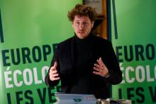 Julien Bayou, candidat à la présidence de la région Île-de-France, est également chef d'EELV.