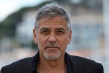 George Clooney à Cannes le 12 mai 2016.