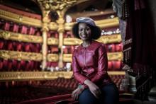 La chanteuse lyrique Pretty Yende
