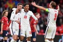 L'Angleterre termine première du groupe D en battant la République Tchèque (1-0) au stade de Wembley le 22 juin 2021.