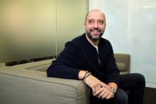Gérard Lopez à Londres le 11 décembre 2019