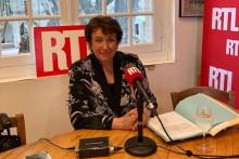 Roselyne Bachelot à Avignon le mardi 6 juillet 2021