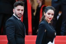 Nabilla Benattia et Thomas Vergara en 2019, lors du 72e festival de Cannes.