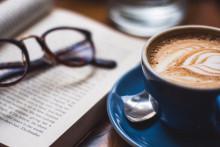 Un café du matin (illustration)