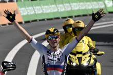 Matej Mohoric sur le Tour de France le 16 juillet 2021