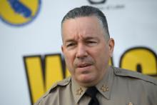 Alex Villanueva, le Sheriff de Los Angeles