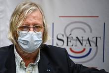 Didier Raoult, auditionné au Sénat, le 15 septembre 2020