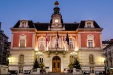 La mairie de Chambéry (Savoie)