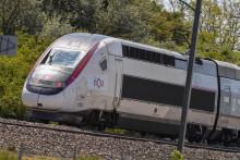 Photo d'un TGV. (Illustration)