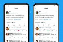 Twitter teste un bouton pour comptabiliser les votes négatifs