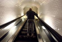 6 blessés dans un accident d'escalator
