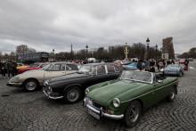 Porsche, Ferrari ou 504, il y en avait pour tous les goûts et les budgets