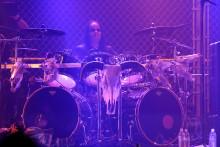 Joey Jordison, le co-fondateur du groupe américain Slipknot