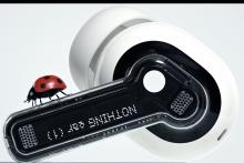 Les écouteurs E1 de Nothing seront vendus 99 euros à partir du 31 juillet