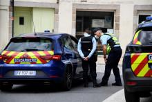 Des policiers a Plouaret dans les Côtes-d'Armor