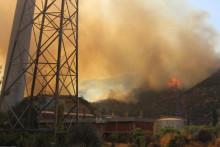 Une centrale thermique turque a été évacuée en raison d'un incendie menaçant