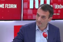 Florian Philippot, président du mouvement Les Patriotes, invité RTL du 6 août