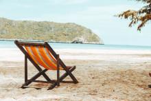 Photo de vacances d'été (illustration)