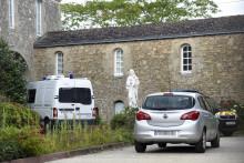 Un prêtre catholique Olivier Maire, âgé de 60 ans, a été assassiné à Saint-Laurent-sur-Sèvre, dans l'ouest de la France, le 9 août 2021.