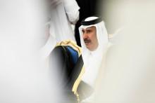L'ancien Premier ministre Sheik Hamad bin Jassem bin Jabr al-Thani en 2015
