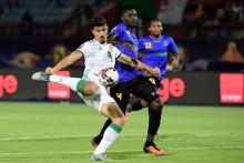 Baghdad Bounedjah avec l'Algérie à la CAN 2019