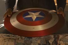"""Le bouclier de Captain America dans """"Falcon and The Winter Soldier"""""""