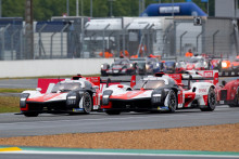 Toyota réalise le doublé aux 24 heures du Mans