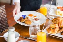 Un petit-déjeuner (illustration)