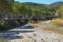 Le village de Durban-Corbières, dans l'Aude