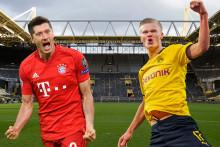 Robert Lewandowski et Erling Haaland sont des candidats sérieux pour remplacer Mbappé au PSG en cas de départ de ce dernier