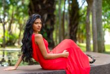 Dana Virin a été élue Miss Réunion 2021 samedi 28 août à Saint-Denis de la Réunion.