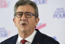 Pour la troisième fois, le leader de la France insoumise Jean-Luc Mélenchon est candidat pour 2022