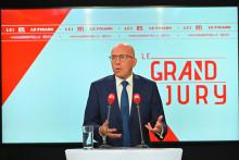 Éric Ciotti était l'invité du Grand Jury dimanche 5 septembre.