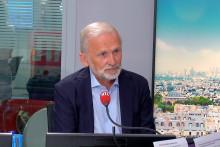 Thomas Valentin, vice-président du directoire chargé des programmes et des contenus du Groupe M6