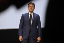 Emmanuel Macron, le 3 septembre 2021 à Marseille