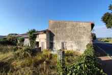 La maison où était séquestrée la jeune femme, à Bignay (Charente-Maritime).
