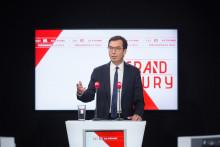 Jean-Pierre Farandou était l'invité du Grand Jury dimanche 12 septembre 2021.